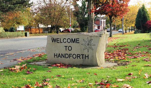 Handforth Cheshire