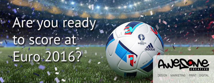 are you ready to score at Euro 2016?