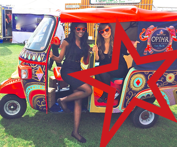 Marketing: Could a tuk tuk be the way to go?