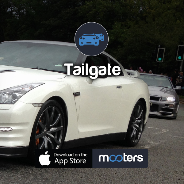 Mooters tailgate | Awesome Creative