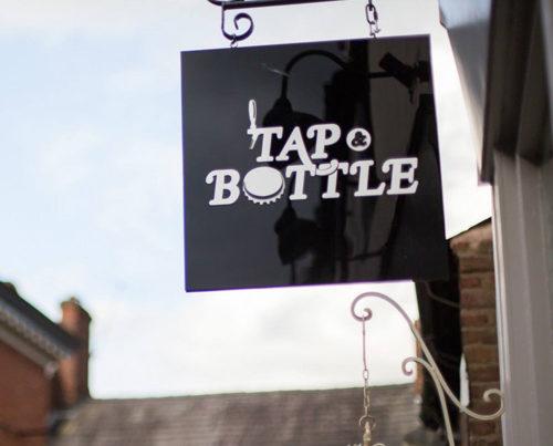 Tap & Bottle