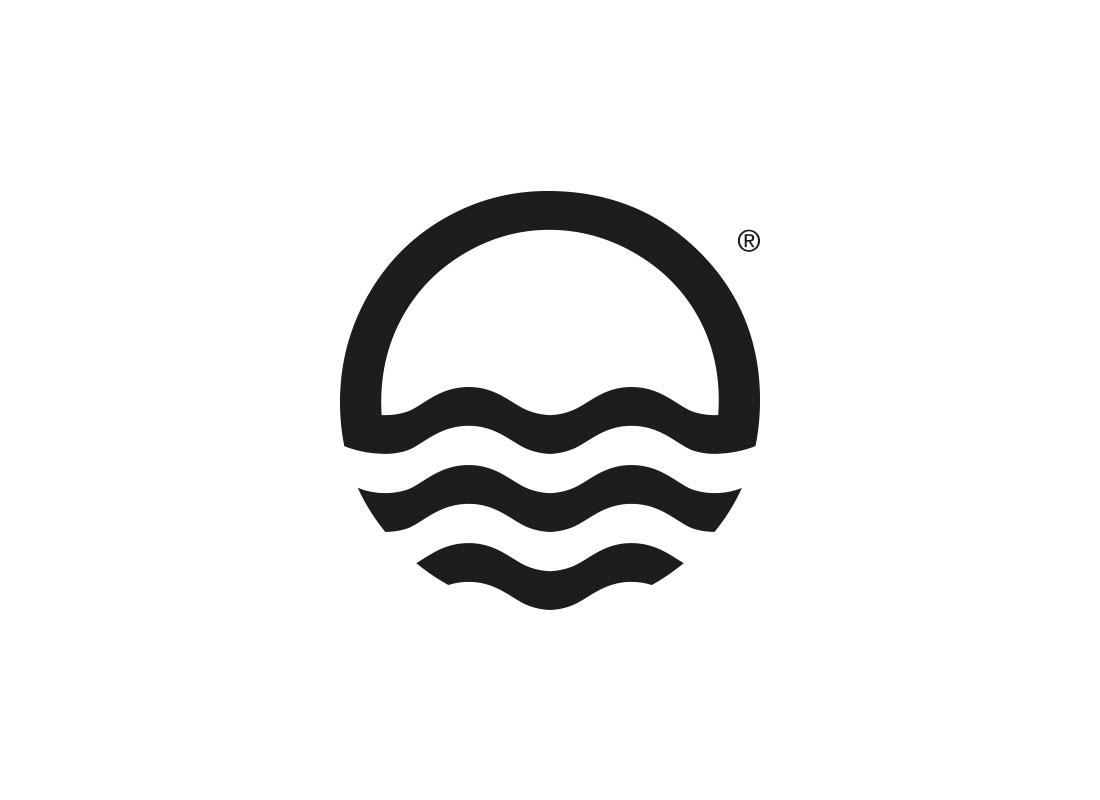 Eco Swim brand emblem