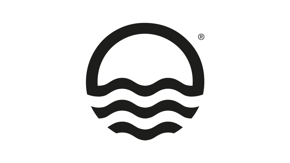 eco swim brand icon