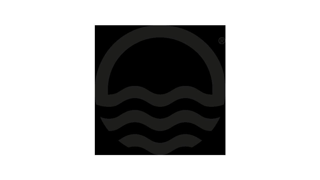 eco swim brand icon