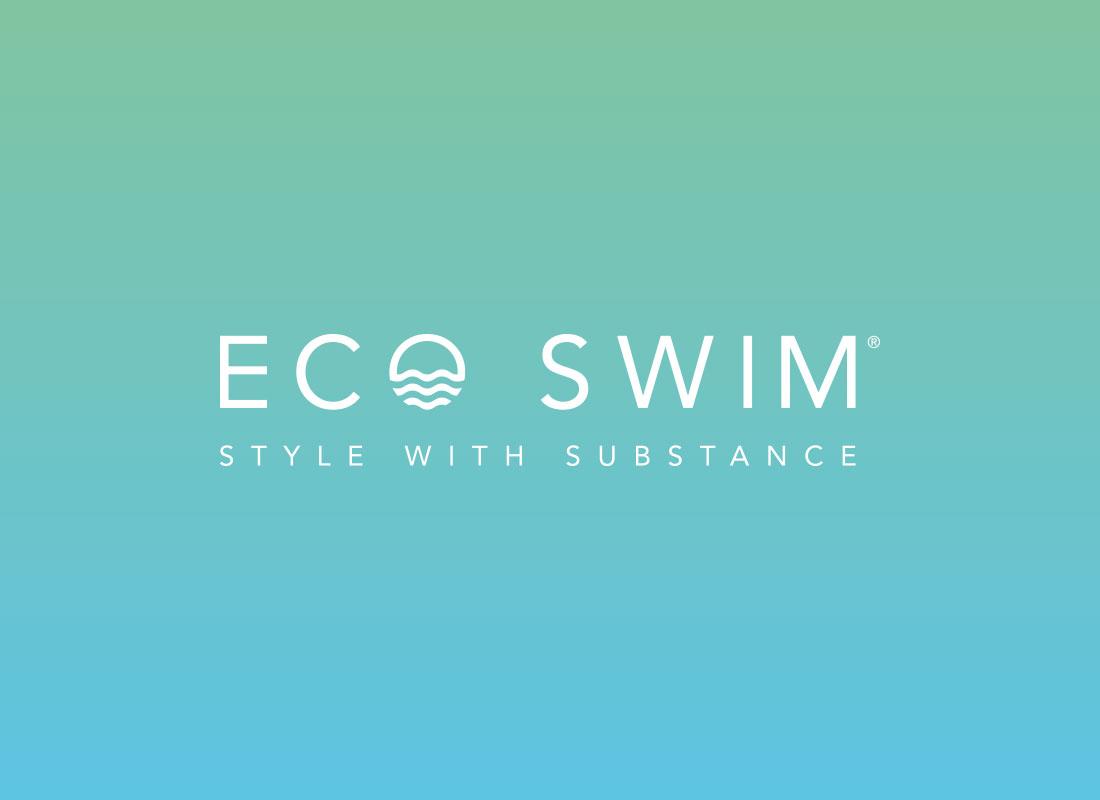 Eco Swim full colour logo