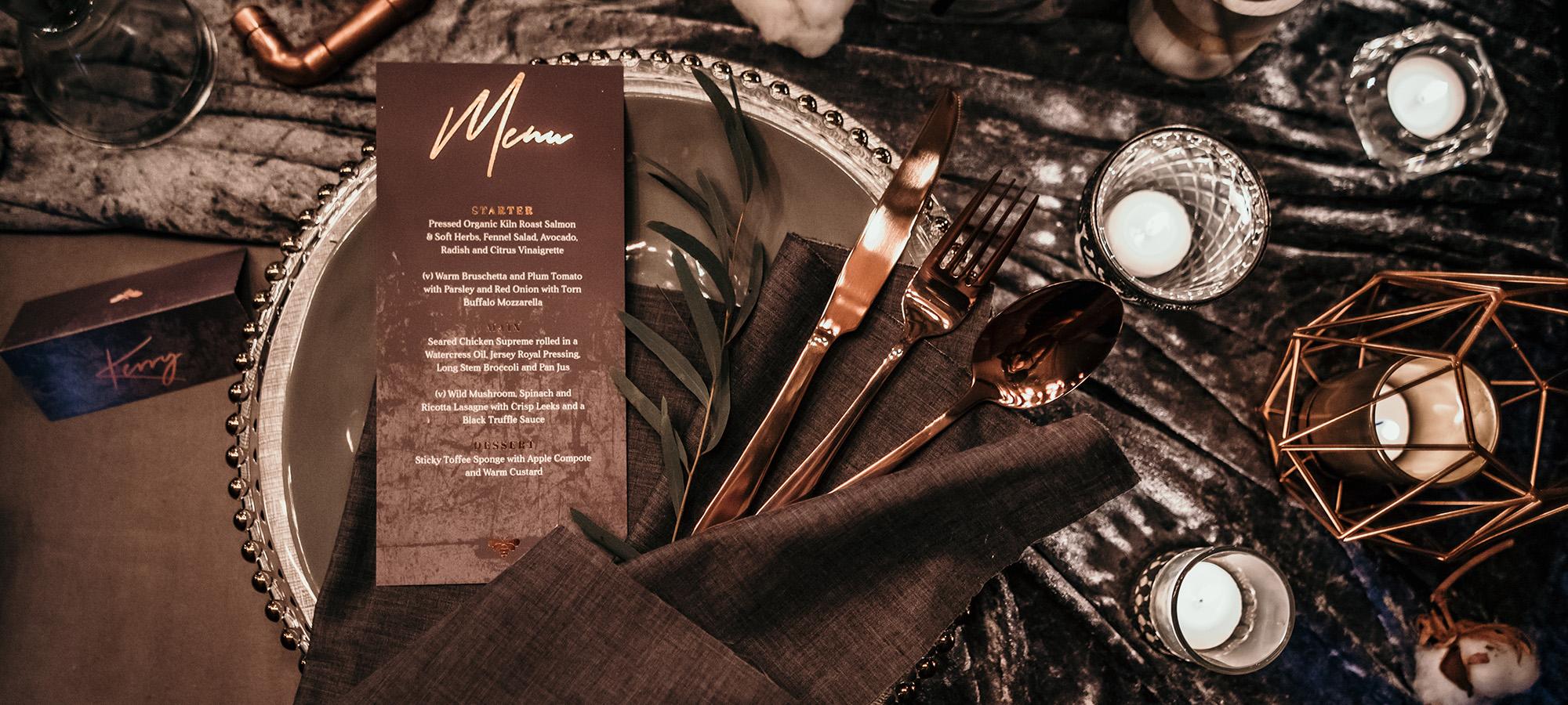 Luxury Wedding Designs by Frain & Grain
