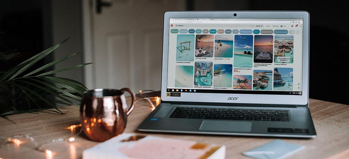 travel mood board online
