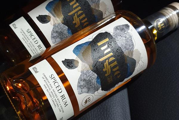 Hygge Rum Branding