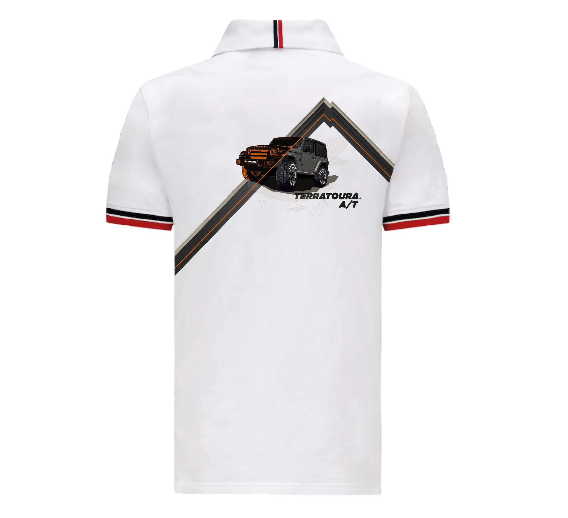 polo shirt illustration
